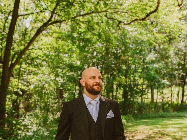 Nicholas and Jordan's Wedding in Cedar Rapids, Iowa 20