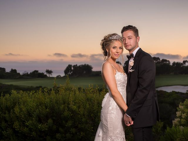 The wedding of Ashleigh and Chaz