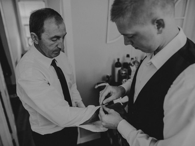 Danielle and John's Wedding in Fort Atkinson, Wisconsin 11