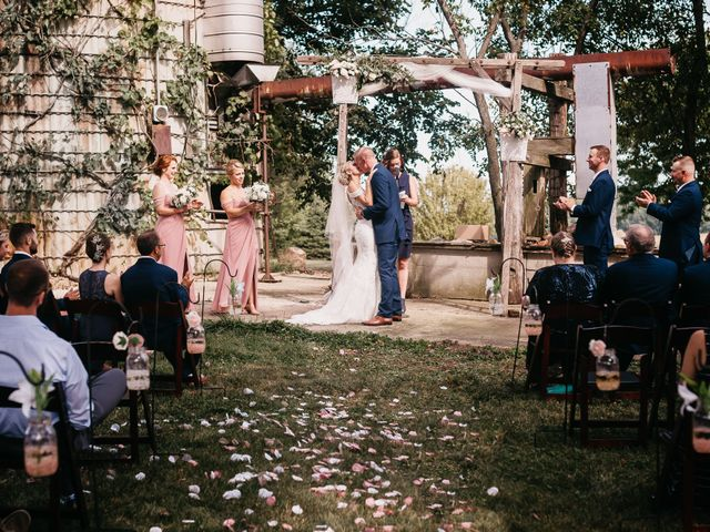 Danielle and John's Wedding in Fort Atkinson, Wisconsin 20