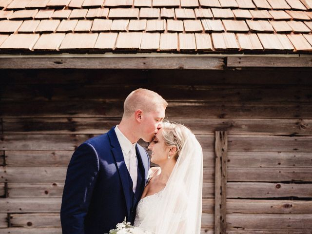Danielle and John's Wedding in Fort Atkinson, Wisconsin 21