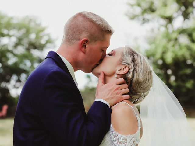 Danielle and John's Wedding in Fort Atkinson, Wisconsin 25