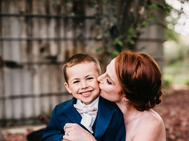 Danielle and John's Wedding in Fort Atkinson, Wisconsin 29