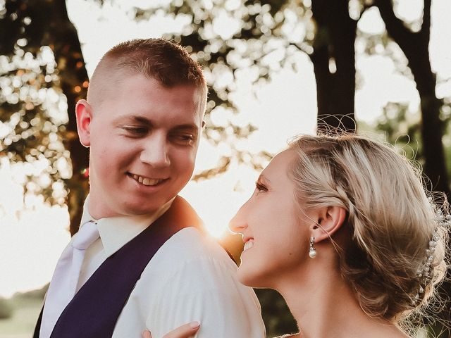 Danielle and John's Wedding in Fort Atkinson, Wisconsin 31