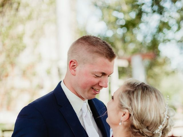 Danielle and John's Wedding in Fort Atkinson, Wisconsin 33
