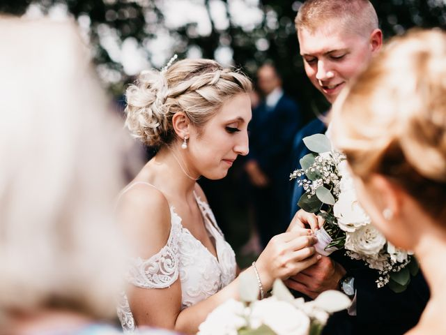 Danielle and John's Wedding in Fort Atkinson, Wisconsin 36