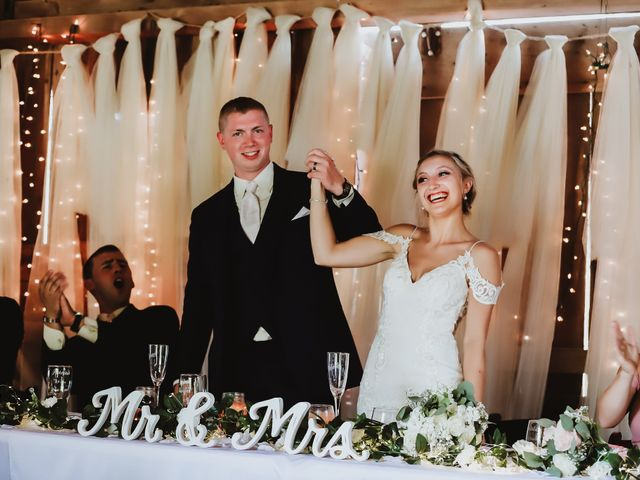 Danielle and John's Wedding in Fort Atkinson, Wisconsin 38