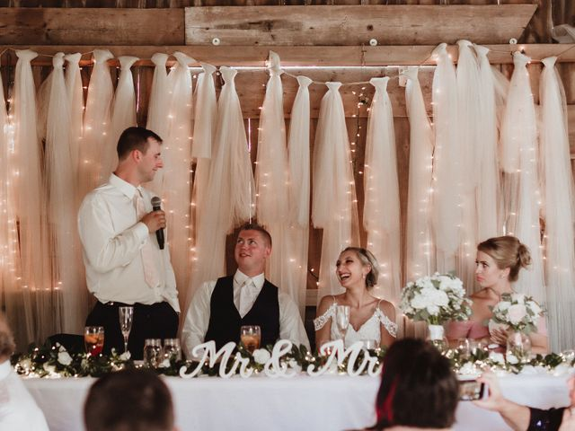 Danielle and John's Wedding in Fort Atkinson, Wisconsin 39