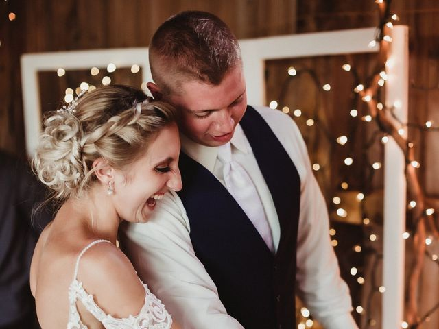 Danielle and John's Wedding in Fort Atkinson, Wisconsin 43