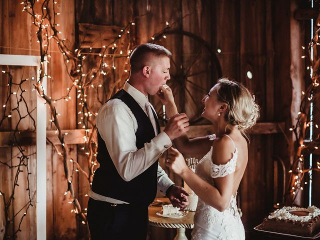 Danielle and John's Wedding in Fort Atkinson, Wisconsin 45