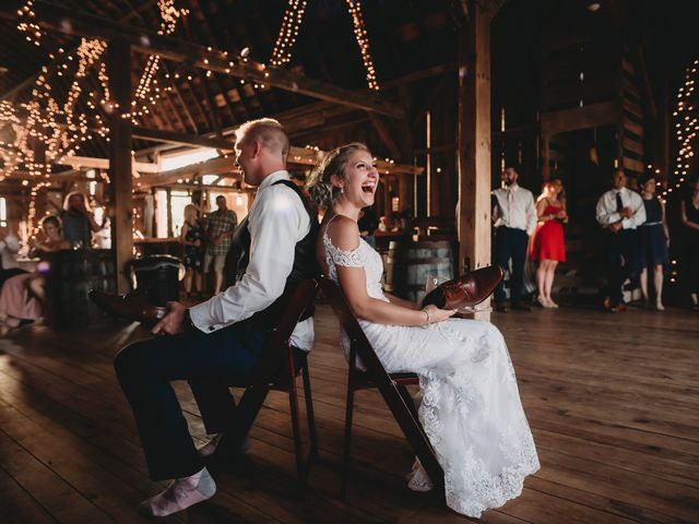 Danielle and John's Wedding in Fort Atkinson, Wisconsin 46
