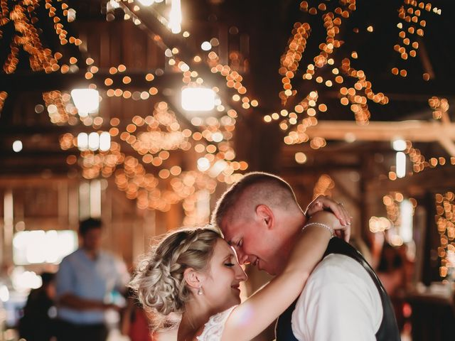 Danielle and John's Wedding in Fort Atkinson, Wisconsin 51