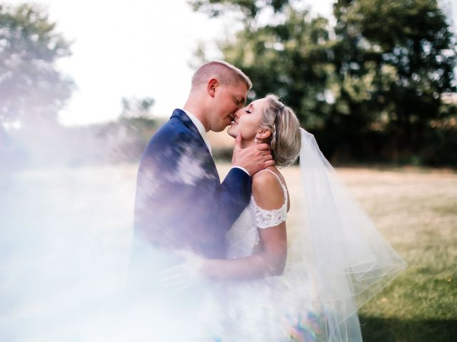 Danielle and John's Wedding in Fort Atkinson, Wisconsin 53