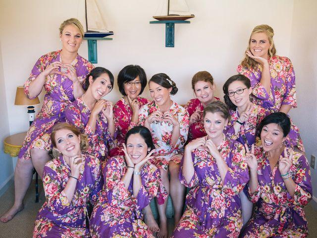 Sasha and Callum's Wedding in Aptos, California 5