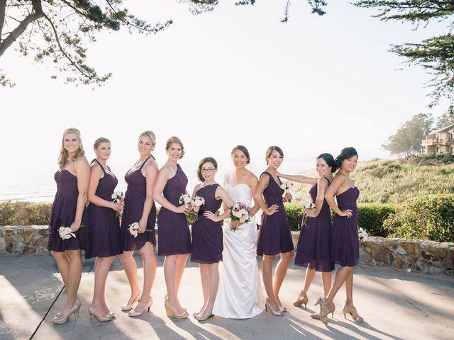 Sasha and Callum's Wedding in Aptos, California 8