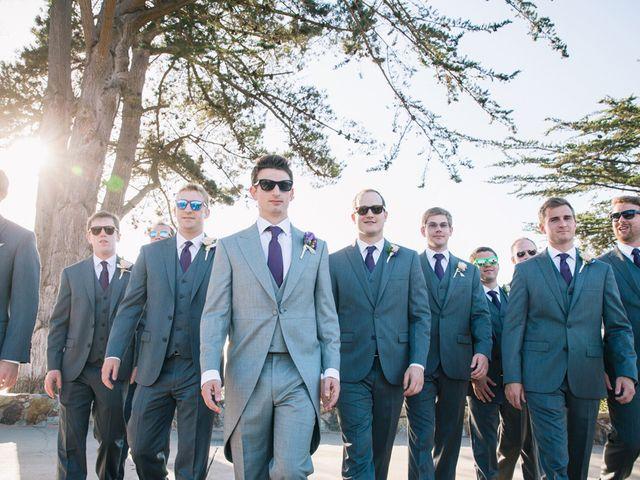 Sasha and Callum's Wedding in Aptos, California 9