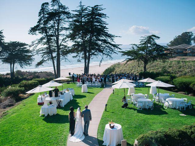 Sasha and Callum's Wedding in Aptos, California 10