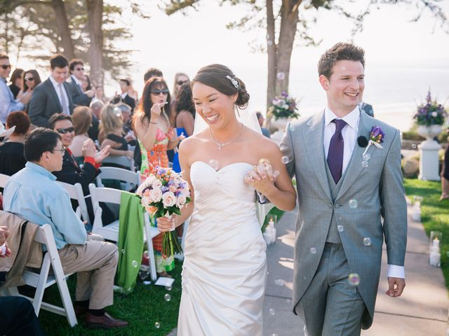 Sasha and Callum's Wedding in Aptos, California 13