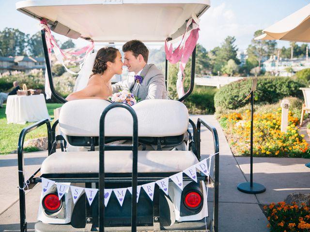 Sasha and Callum's Wedding in Aptos, California 14