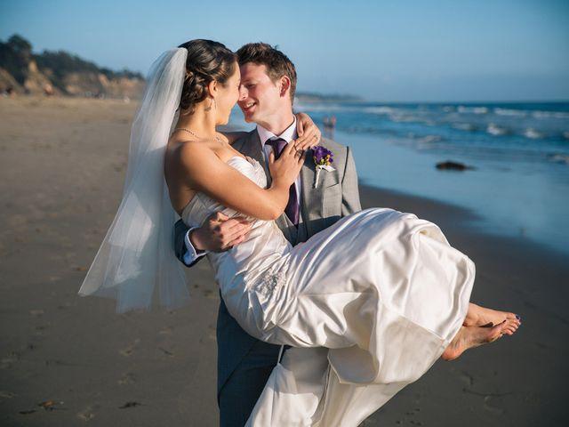 Sasha and Callum's Wedding in Aptos, California 15