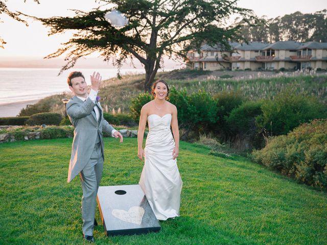 Sasha and Callum's Wedding in Aptos, California 19
