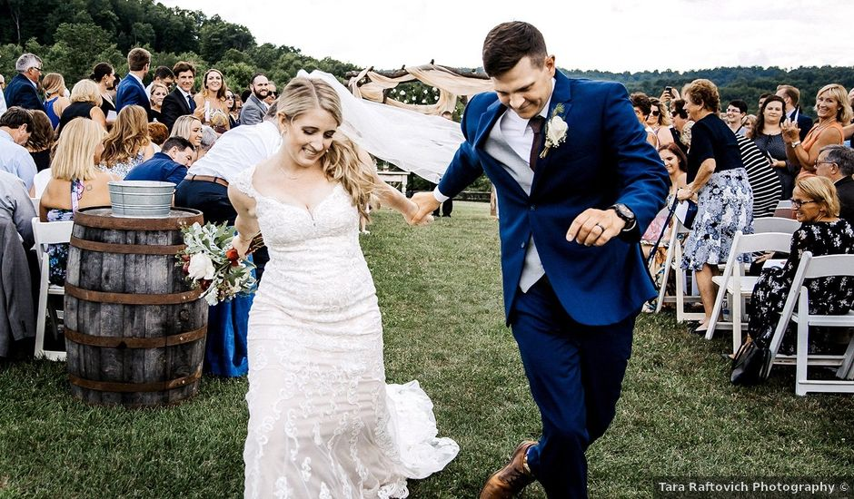 Tony and Kelsey's Wedding in Dover, Ohio