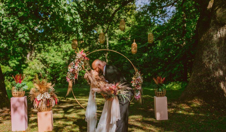 Nicholas and Jordan's Wedding in Cedar Rapids, Iowa