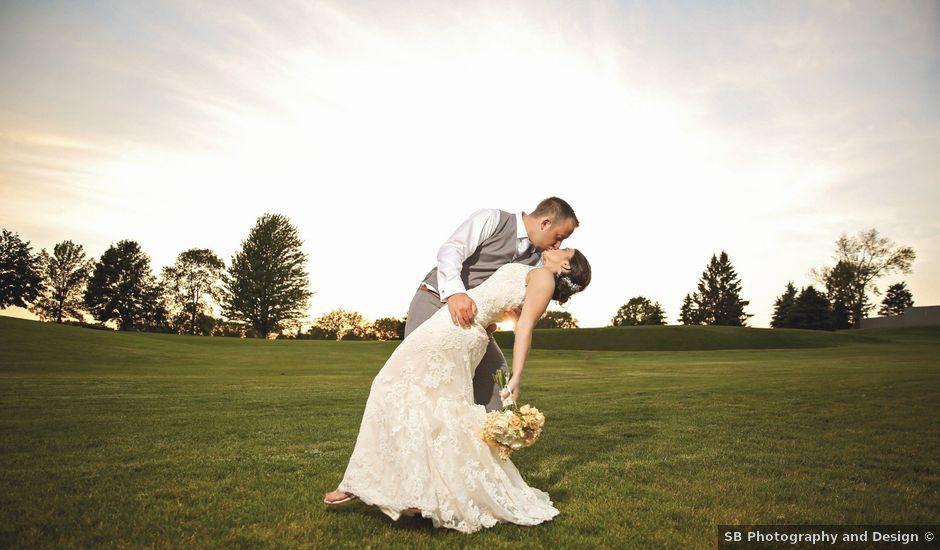 Derek and Emily's Wedding in West Bend, Wisconsin