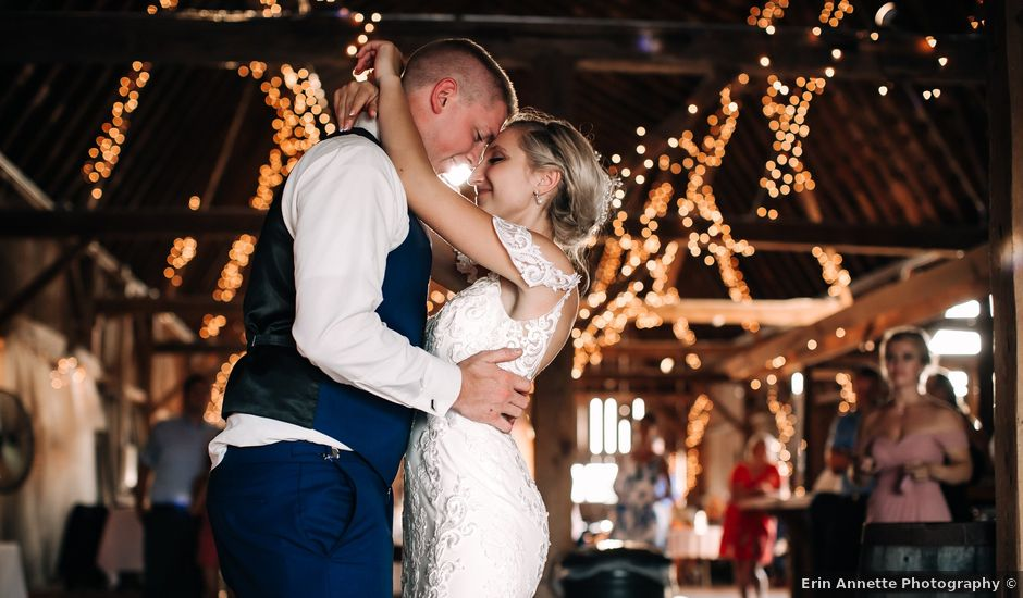 Danielle and John's Wedding in Fort Atkinson, Wisconsin