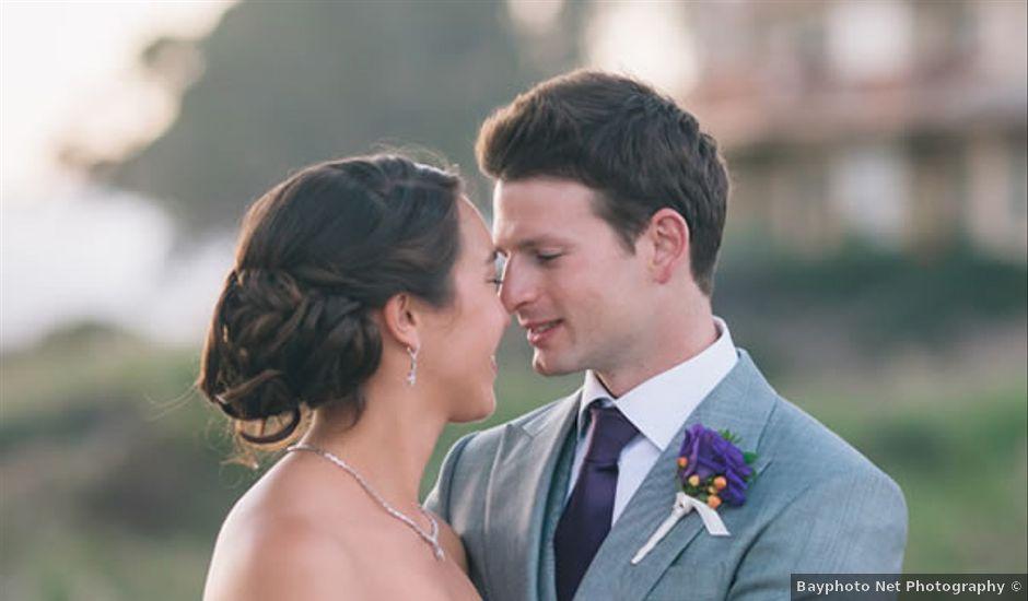 Sasha and Callum's Wedding in Aptos, California