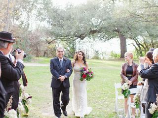 Victoria and Justin's Wedding in Austin, Texas 9