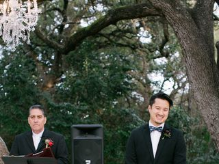 Victoria and Justin's Wedding in Austin, Texas 10