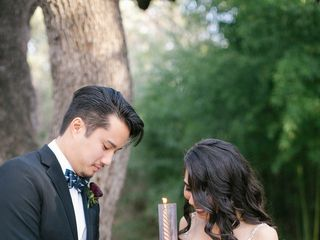 Victoria and Justin's Wedding in Austin, Texas 12