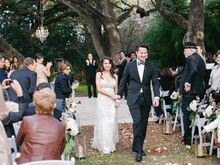 Victoria and Justin's Wedding in Austin, Texas 14