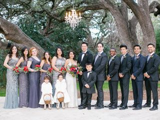Victoria and Justin's Wedding in Austin, Texas 15