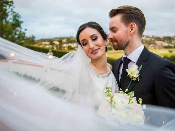The wedding of Sarah and Daniel