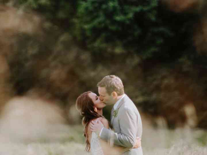 The wedding of Nick and Melissa