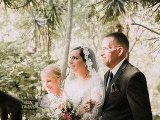 Jessica and Ed's Wedding in Key West, Florida 14