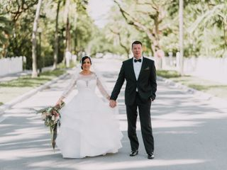 Jessica and Ed's Wedding in Key West, Florida 18