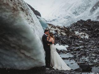 The wedding of Amber and Jordan