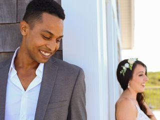 The wedding of Mia and Nikko 2