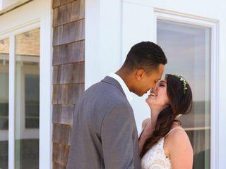 The wedding of Mia and Nikko 3