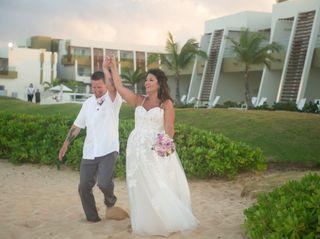 The wedding of Taylor and Zekke 1
