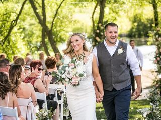 The wedding of Tara  and Will  3
