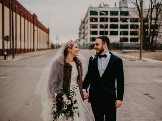 The wedding of Olivia and Kyle