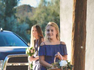 The wedding of Angela and Dan 1