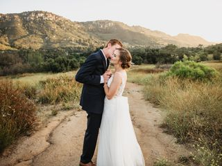 The wedding of Jordan and Tyler