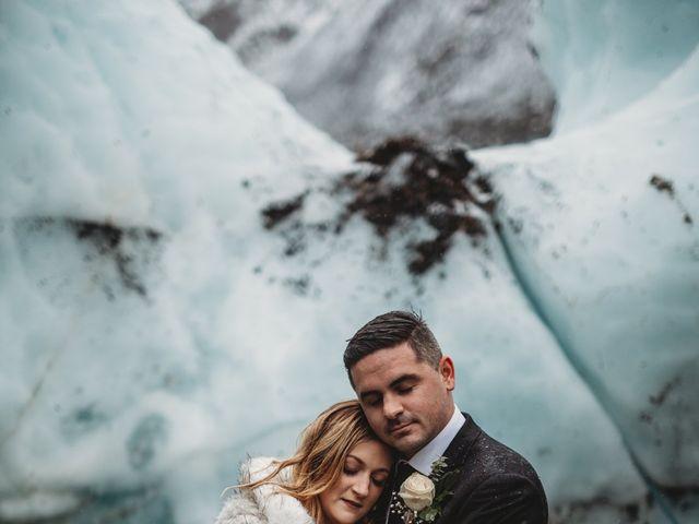 Jordan and Amber's Wedding in Anchorage, Alaska 5