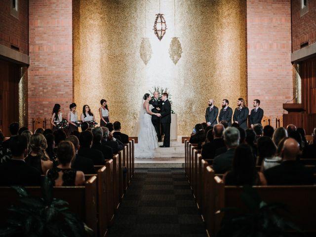 The wedding of Elena and Alex