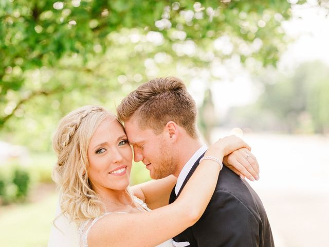 Liza and Brandon's Wedding in Muncie, Indiana 1